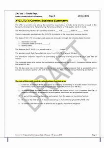 operating manual template template business With operations manual template for small business