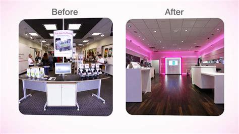 T-mobile's New Store Design