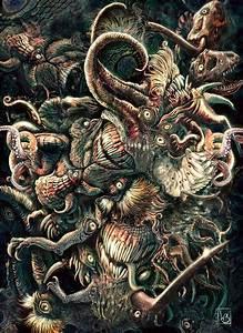 138 Best Cthulhu Mythos Images On Pinterest