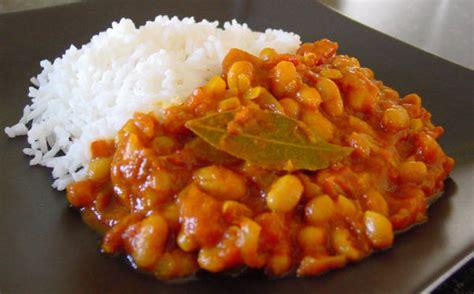 cuisiner des lentilles en boite curry de haricots blancs façon rougail graine de cardamome