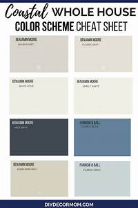 Interior, Paint, Colors, How, To, Pick, The, Best, Whole, House, Color, Scheme