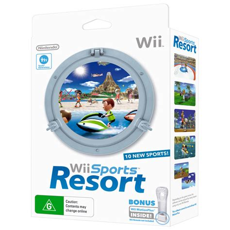 wii console sports resort bundle wii sports resort bundle with motionplus wii pal