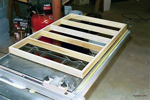 Table Saw Extension - MySaw