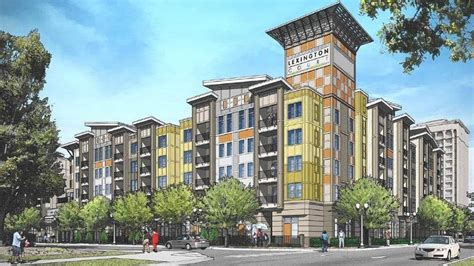 Affordable-housing Complex Underway In Downtown Orlando