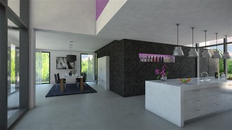 Villa In Rhenen Nl by Moderne Villa In Rhenen Studio412