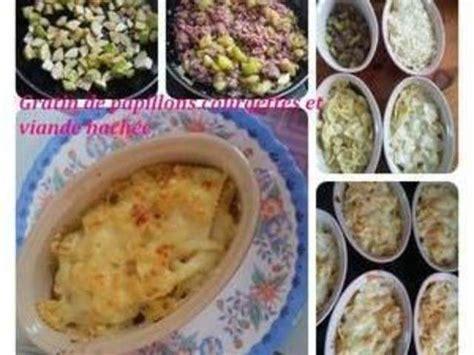recettes de gratin de pates et viande