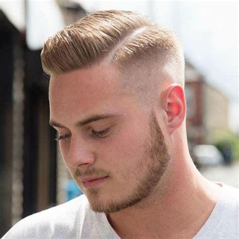 short haircuts  men  guide fade