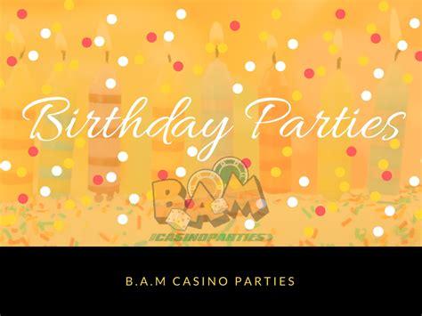 bay area girl birthday party theme birthday party ideas casino themed birthday in san francisco bay area
