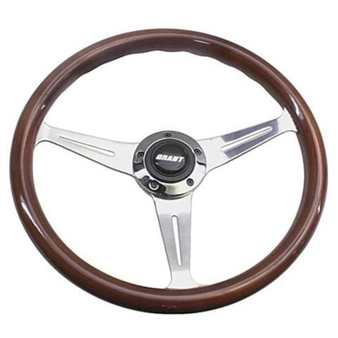 Boat Steering Wheel Grant by Grant 1170 Collectors Edition 14 75 In 3 Spoke Wood