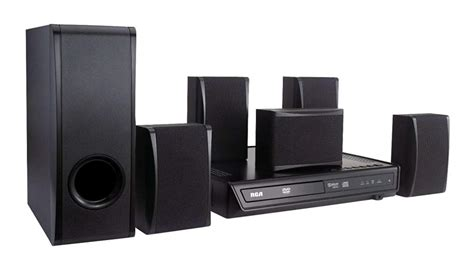 Rca Rtd396 Dvd Home Theater System Electronics @sale
