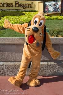 Walt Disney World Pluto