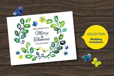 Popular Invitation Templates ~ Page 5 Wedding invitation