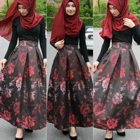 fasatin mohajaba modeles  hijab fashion  chic style