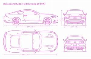 Ford Mustang GT (2015) Dimensions & Drawings | Dimensions.Guide