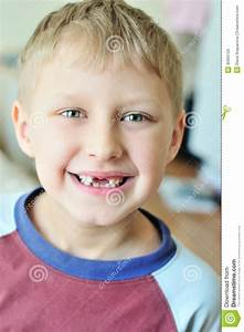 Smile without teeth stock photo. Image of health, growth - 30965120  Child Dental Health Teeth