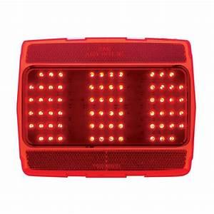 64 1/2-66 Ford Mustang LED Tail Light - FTL6401LED - Affordable Street Rods