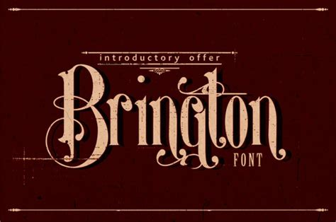 29 Custom Font Families for Designers   Resources ...