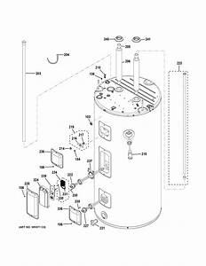 Ge Geh50deejscb Electric Water Heater Parts