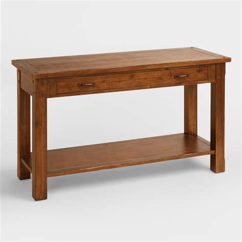 how to a console table madera console table market