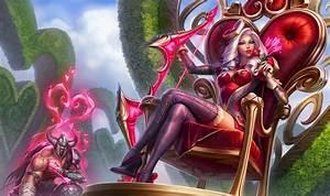 Heartseeker Ashe - League of Legends by MichelleHoefener ...
