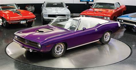 expensive and rare muscle cars