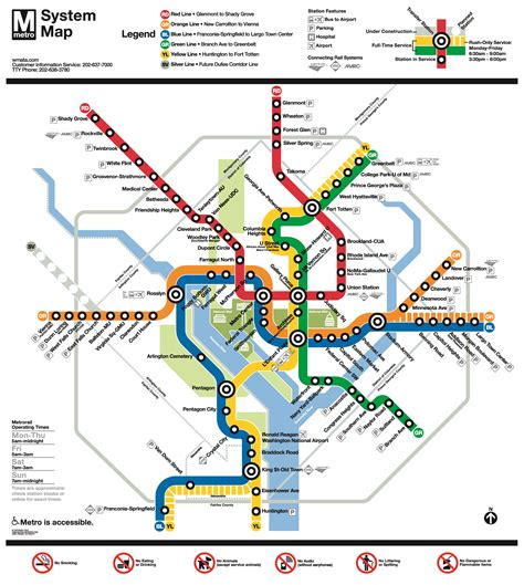 metro map of follow up letters following up on previous post about dc metro s new map 41913