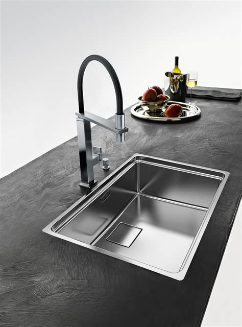 Centinox Sink Cmx 21050 Stainless Steel  Kitchen Sinks