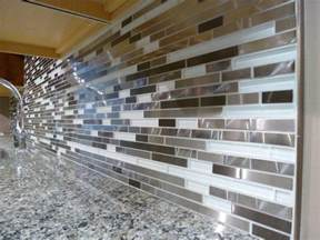 install mosaic tile backsplash fit together with a seamless finish