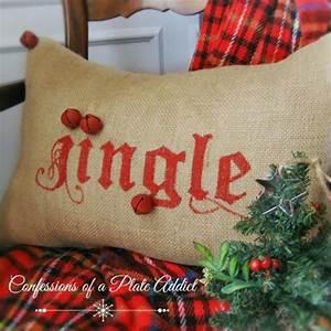 21 Easy DIY Christmas Decoration Ideas Rustic Style