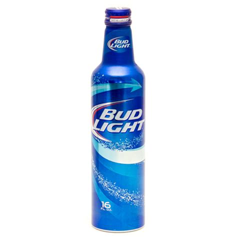 new bud light bud light 16oz tin bottle wine and liquor