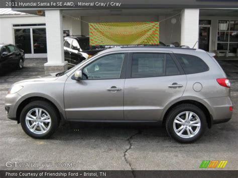2011 Hyundai Santa Fe Se Awd