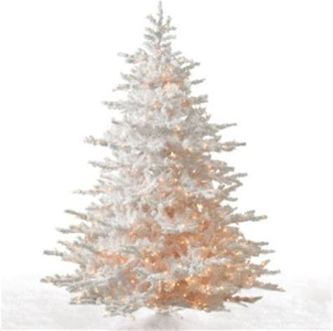 Frontgate Christmas Trees by White Cascades Artificial Christmas Tree Modern