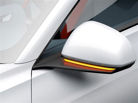 volvo concept xc coupe side mirror detail car body design