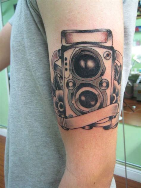 film camera tattoos images pictures tattoos hunter