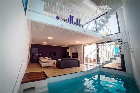 Moderne Häuser Mit Pool Kaufen by Insel Brac Dalmatien Modernes Steinhaus Mit Pool