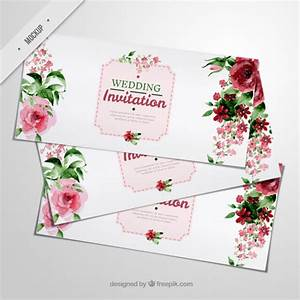 elegant wedding invitations with watercolor roses and With wedding invitation with watercolor leaves and butterflies