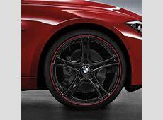 ShopBMWUSAcom BMW DOUBLE SPOKE 361 WHEEL AND TIRE SET