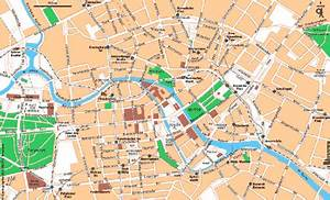 Centre Ville Berlin : carte berlin plan berlin ~ Maxctalentgroup.com Avis de Voitures