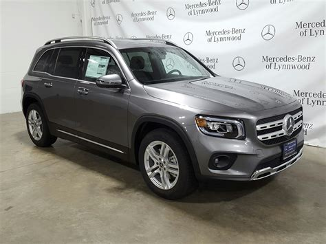 Taxes, fees (title, registration, license, document and transportation fees), manufacturer incentives and rebates are not included. New 2020 Mercedes-Benz GLB GLB 250 4MATIC® SUV in Lynnwood #202385 | Mercedes-Benz of Lynnwood