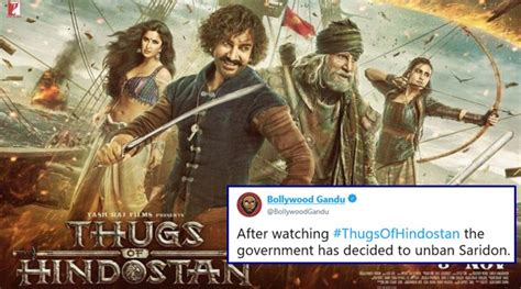 Thugs Of Hindostan Audience Review