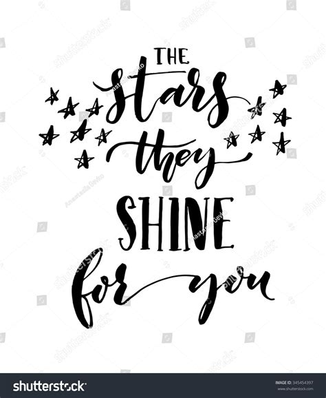 Stars They Shine You Card Ink Stock Vector 345454397. Spot Signs Of Stroke. Minion Birthday Stickers. Where To Print Big Posters. Rugby Banners