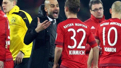 """Pep it happened with the uefa ban. Fußball: Guardiola schwärmt von Kimmich: """"Ich liebe diesen ..."""
