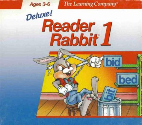 2000 vhs letters sounds words n learn ebay reader rabbit 1 deluxe pc mac cd learn reading phonics 27625