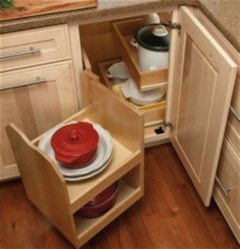 With Kitchen Cabinet Conveniences  Simpler Is Usually
