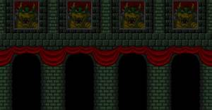 Bowser Castle Background Photo by EMan7017 Photobucket