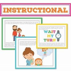 Social Story New Baby By The Greenhouse Educators Tpt