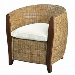 Fauteuil Maison Du Monde : fauteuil sidney maisons du monde ~ Teatrodelosmanantiales.com Idées de Décoration