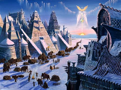 Vanished Civilization Lemuria Ancientworldwonders