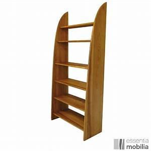 Etagere Bois Design : biblioth que modulaire design bois massif essentia mobilia ~ Teatrodelosmanantiales.com Idées de Décoration