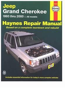 Jeep Grand Cherokee Haynes Repair Manual Pdf  79 2 Mb